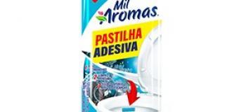 Pastilha adesiva para vaso sanitário